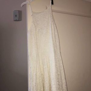 Short Abercrombie and Fitch dress with cross back